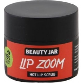 "Beauty Jar ""LIP ZOOM"" Ζεστό scrub χειλιών, 15ml"
