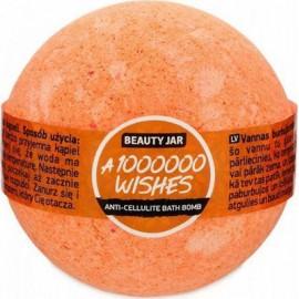 "Beauty Jar ""A 1000000 WISHES"" bath bomb, 150gr"