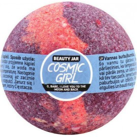 "Beauty Jar ""COSMIC GIRL"" bath bomb, 150gr"