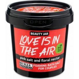 "Beauty Jar ""LOVE IS IN THE AIR"" Αφρώδη άλατα μπάνιου για ζευγάρια, 200gr"