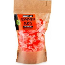"Beauty Jar ""SUMMER DAYS"" Ενεργειακοί κρύσταλλοι μπάνιου, 600gr"