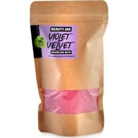"Beauty Jar ""VIOLET VELVET"" Άλατα μπάνιου σε σκόνη, 250gr"