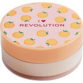 Revolution Beauty I Heart Revolution Loose Baking Powder Peach 22gr