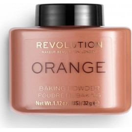 Revolution Beauty Loose Baking Powder Orange 32gr