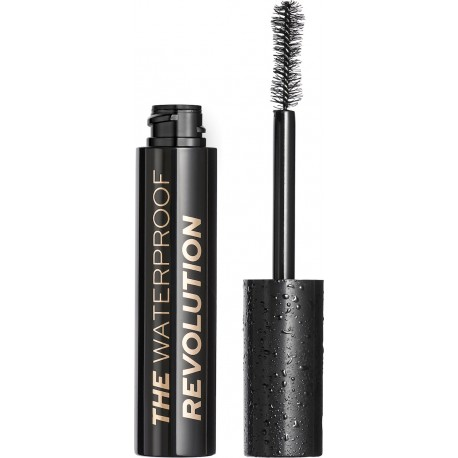 Revolution Beauty The Waterproof Mascara Revolution Black