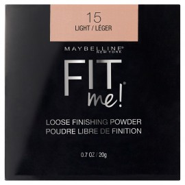 Mabelline Fit Me! loose finishing powder 15 light