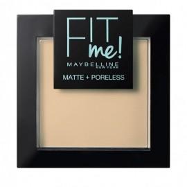 Maybelline Fit Me Matte + Poreless Pressed Powder 115 ivory 8.2gr