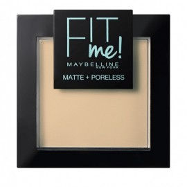 Maybelline Fit Me Matte + Poreless Pressed Powder 115 ivory 8.2gr
