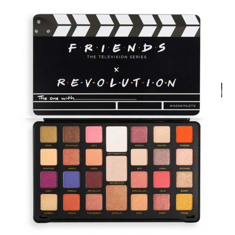 Revolution - *Friends X Revolution* - Shadow Palette Limitless