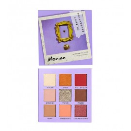 Revolution - *Friends X Revolution* - Eyeshadow Palette Monica