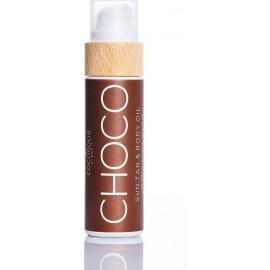 Cocosolis Choco Sun Tan Body Oil 110ml