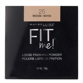 Maybelline Fit me! loose finishing powder medium / moyen 25