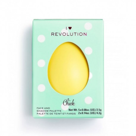 I Heart Revolution Easter Egg Chick