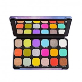 Makeup Revolution Rainbow Shadow Palette