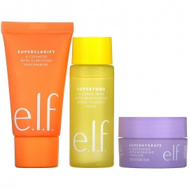 e.l.f. Supers Mini Trio Skin Care Set