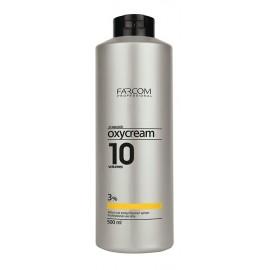 Farcom Oxycream 3% 10 vol 500ml