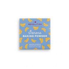 Makeup Revolution Loose Baking Powder Banana 22gr