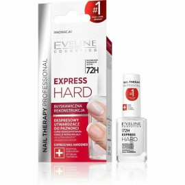 Eveline Nail Therapy Express Nail Hardener Super Concentrated Treatment 12ml