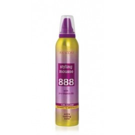 Farcom 888 Styling Mousse Extra Lasting Hold
