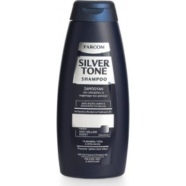 Farcom Silver Tone Shampoo 300ml