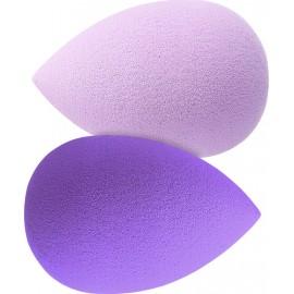 Duo Mini Makeup Sponges Purple
