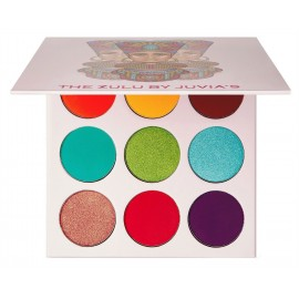 Juvia's Place Zulu Eyeshadow Palette nine shades