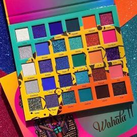 Juvia's Place  Wahala 2 Eyeshadow Palette thirty colors