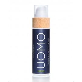 Cocosolis organic Uomo Sun Tan & Body Oil (Men) 110ml