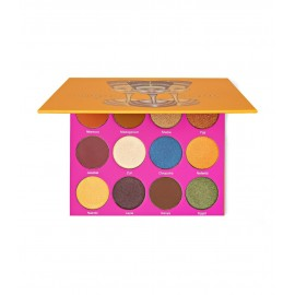 THE NUBIAN 2 EYESHADOWS PALETTE BY JUVIA'S PLACE