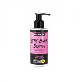 """Beauty Jar """"LITTLE BLACK DRESS!"""" Αρωματισμένη Κρέμα Σώματος 150ml"""