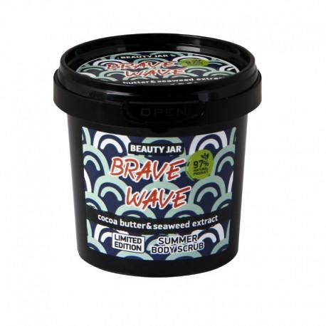"Beauty Jar ""BRAVE WAVE"" Summer Scrub Σώματος 200g"