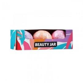 Beauty Jar Gift Set Bath Bombs 3x115g