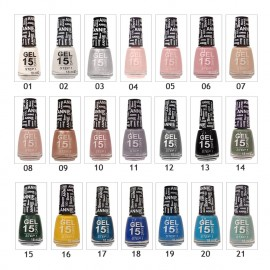 Annie Paris Nail Polish 15 Days Lasting 18ml