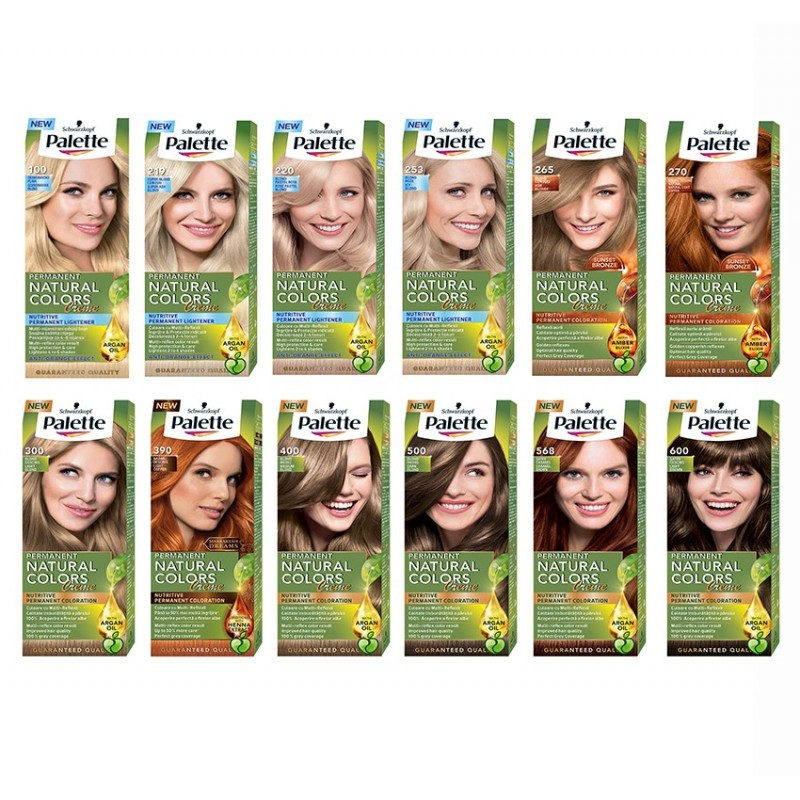 Schwarzkopf Natural Hair Color Best Hair Color 2018