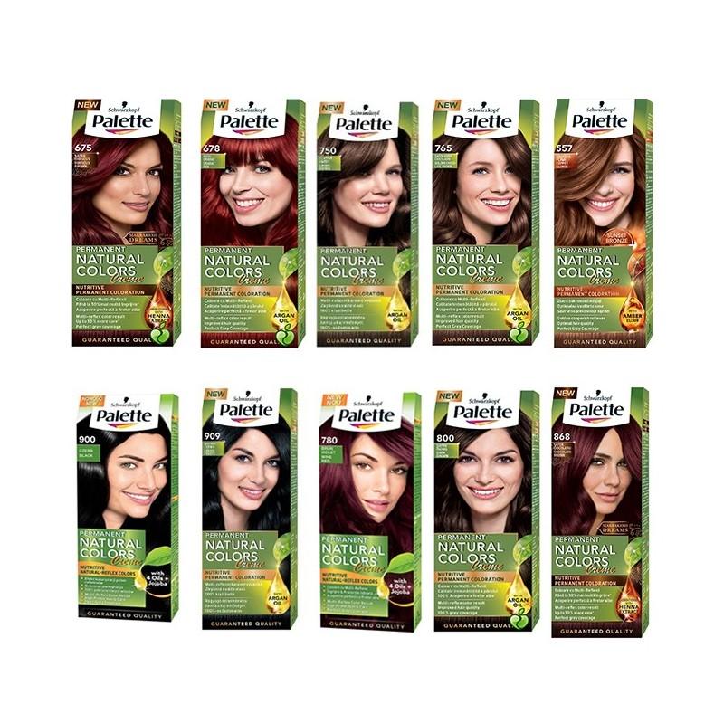 Schwarzkopf Palette Natural Hair Color