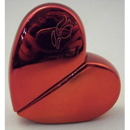 Little Perfume Bottle Red Heart