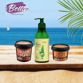 Most lovely #summerpack ⤵️ pineapple scrub pack  . . #Bellacosmetics #beauty #makeupaddict #cosmeticsbrands #shoponline #bellagirls #summeressentials #skgshops #pineapplepack #shoponline #summertime #hotoffers